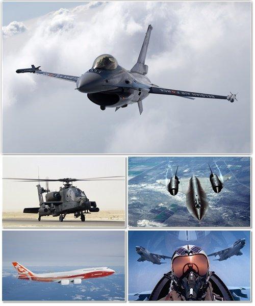 Авиация на обоях для оформления рабочего стола 5