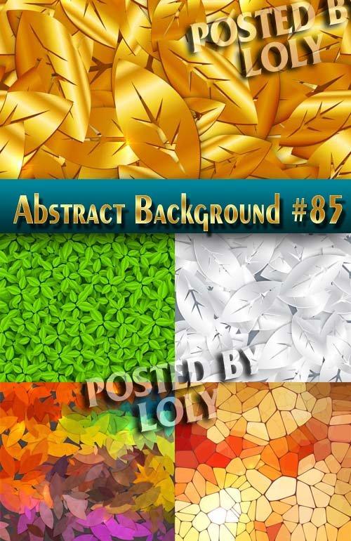 Абстрактные Векторные Фоны #85 - Векторный клипарт