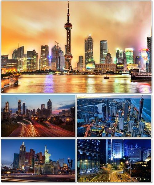 Фото архитектуры крупных городов мира на фон рабочего стола 31