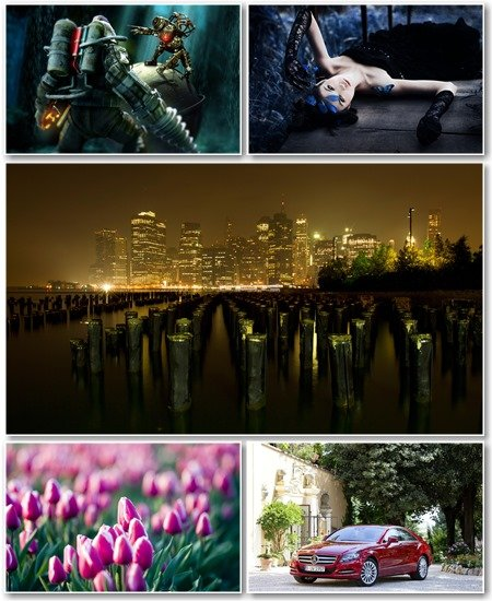 Best HD Wallpapers Pack №1081