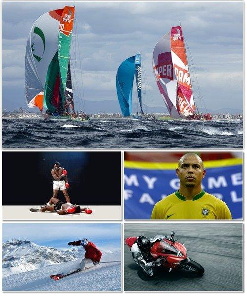 Коллекция обоев на спортивную тему 5