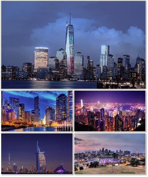 Фото архитектуры крупных городов мира на фон рабочего стола 32