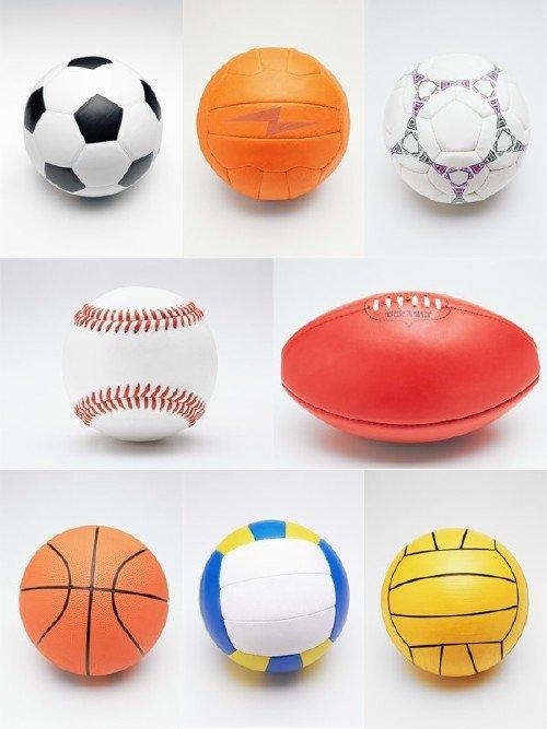 Спортивный инвентарь: Мяч