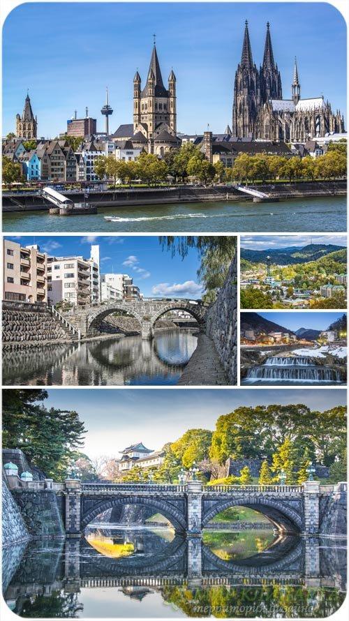 Архитектура, красивые фото с городами