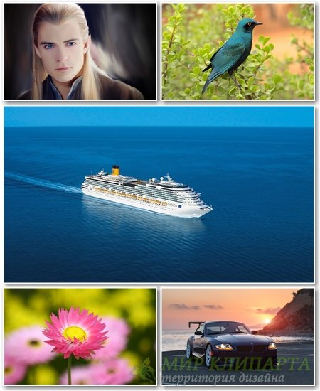Best HD Wallpapers Pack №1132