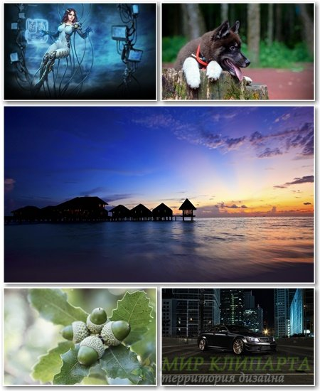 Best HD Wallpapers Pack №1134