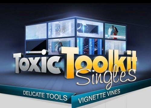 Digital Juice - Toxic Toolkit Singles - Vignette Vines (.djprojects)