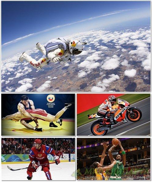 Коллекция обоев на спортивную тему 9