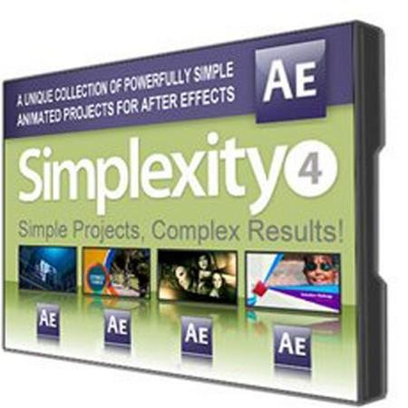 Digital Juice - Simplexity: Collection 4 (Sony Vegas Pro) (.djprojects)