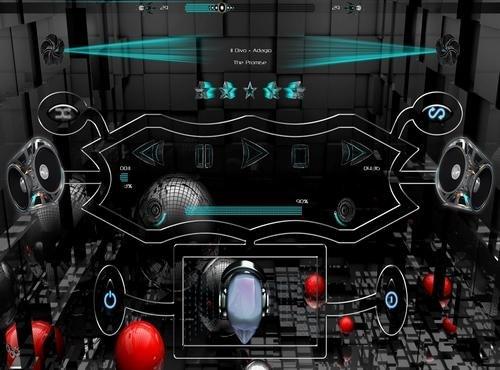 Transformers personal - Скин для Rainmeter