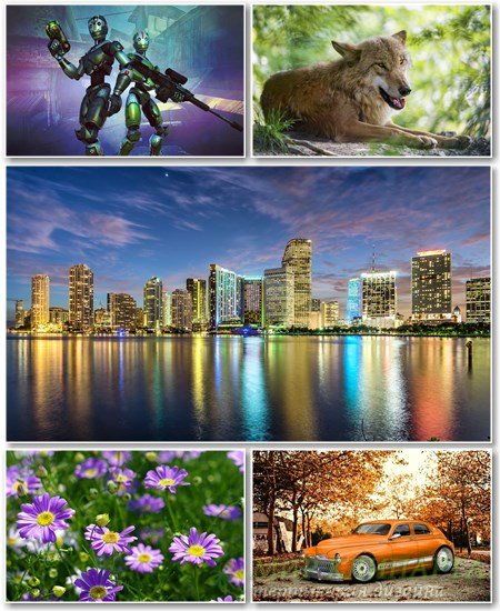 Best HD Wallpapers Pack №1158