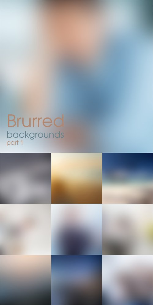 Brurred backgrounds part 1