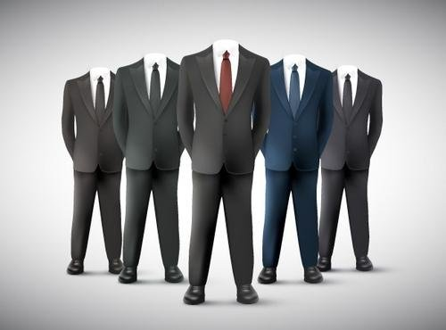 Элегантные костюмы / Elegant Suits