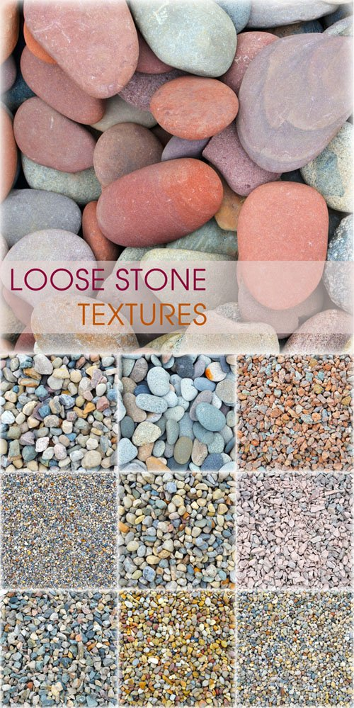 Loose stone textures