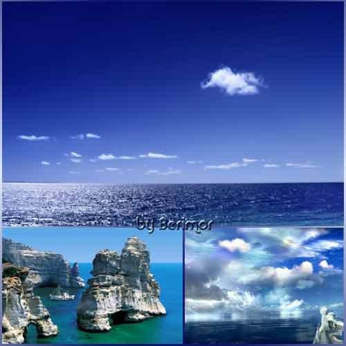 Всяческие и распрекрасные морские пейзажи