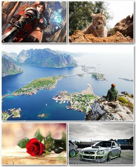 Best HD Wallpapers Pack №1179