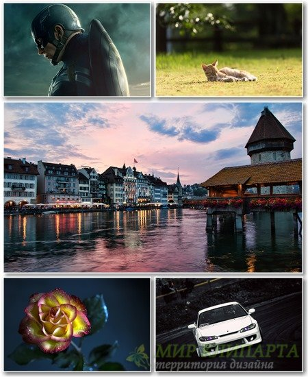 Best HD Wallpapers Pack №1184
