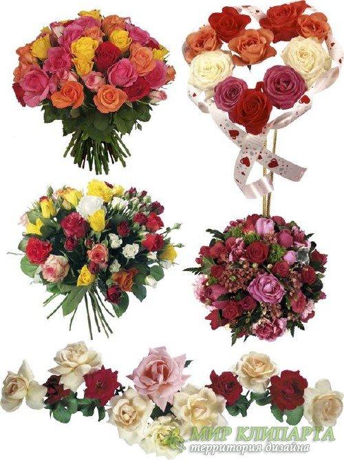 Букеты роз (мега подборка цветов)