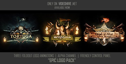 Epic Logos Pack - Project for After Effects (Videohive)