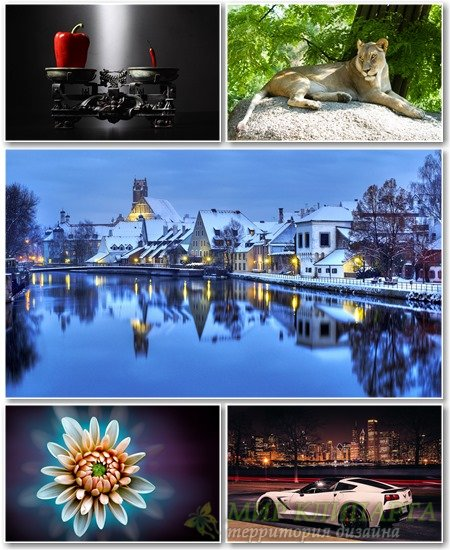 Best HD Wallpapers Pack №1188