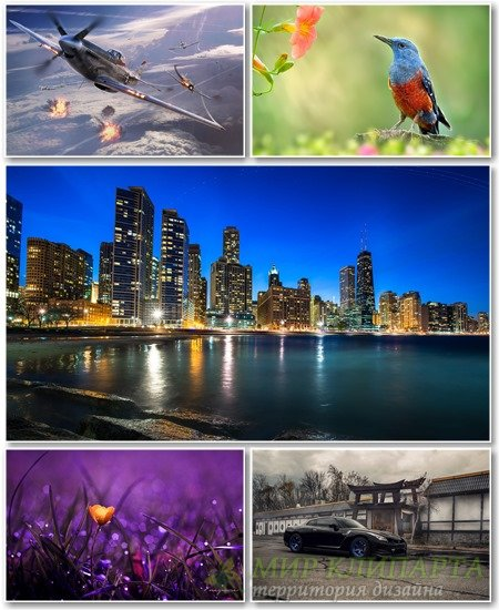 Best HD Wallpapers Pack №1189