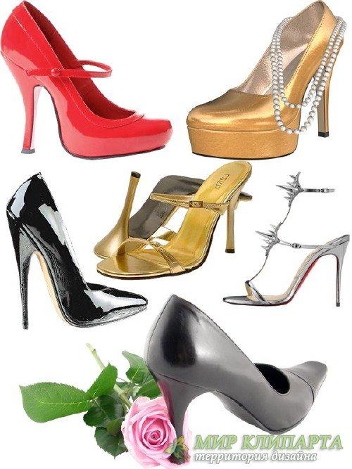 Женская обувь: туфли и босоножки на высоком каблуке