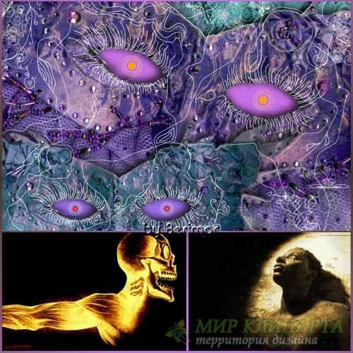 Всевозможные и удивительные психоделические обои