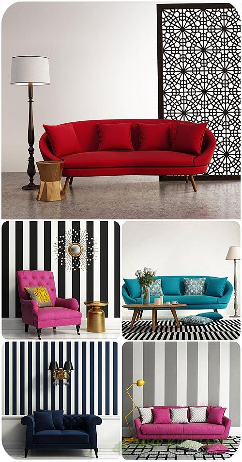 Дизайн гостиной, интерьер гостиной / Living room design, interior design li ...
