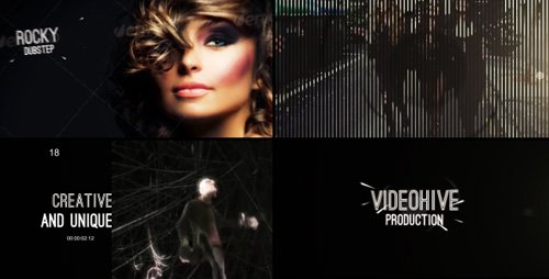 Rocky Dubstep - Project for After Effects (Videohive)