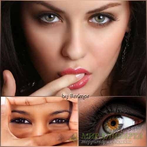 Дивные и чрезвычайно привораживающие глаза фото