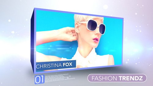 Fashion Trendz - Project for After Effects (Videohive)