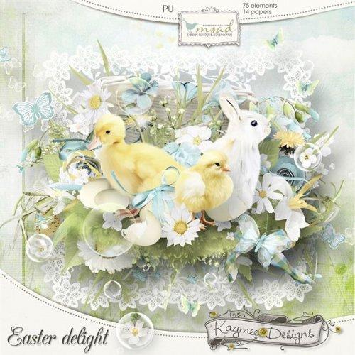 Скрап-набор  Easter delight