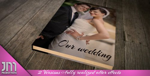 Wedding Story Presentation - Project for After Effects (Videohive)