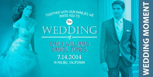 Wedding Moment! - Project for After Effects (Videohive)