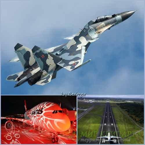 Замечательная авиация на разнообразных фото