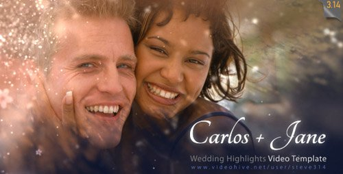 Wedding Highlights - Video Template - Project for After Effects (Videohive)
