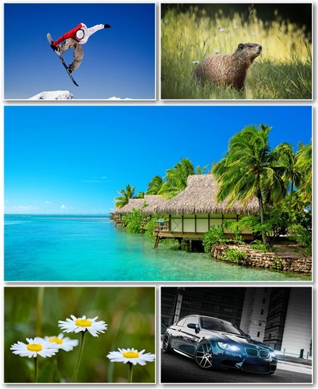 Best HD Wallpapers Pack №1221