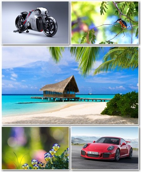 Best HD Wallpapers Pack №1225