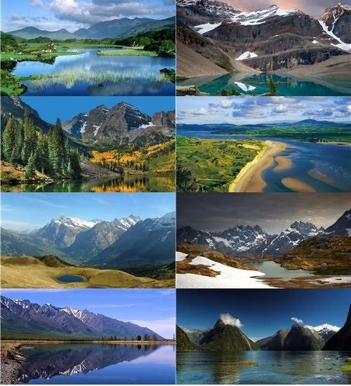 Красивая природа в фотографиях нашей планеты хорощего качества