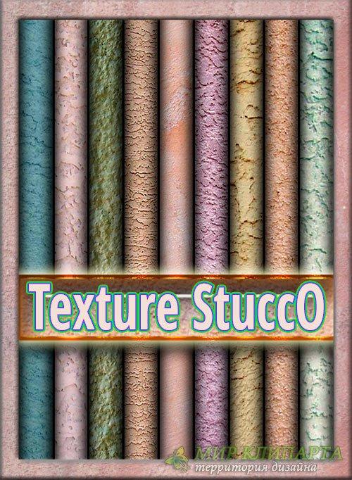 Текстура штукатурки - Texture Stuccos