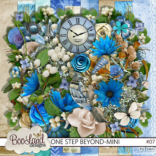 Скрап-набор One Step Beyond 5-8