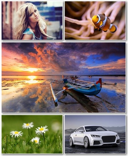 Best HD Wallpapers Pack №1234