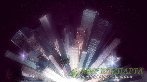 Футаж  Urbanization HD