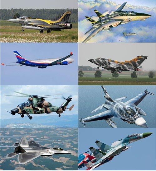 Сборник обоев авиации в фото хорошего качества на рабочий стол