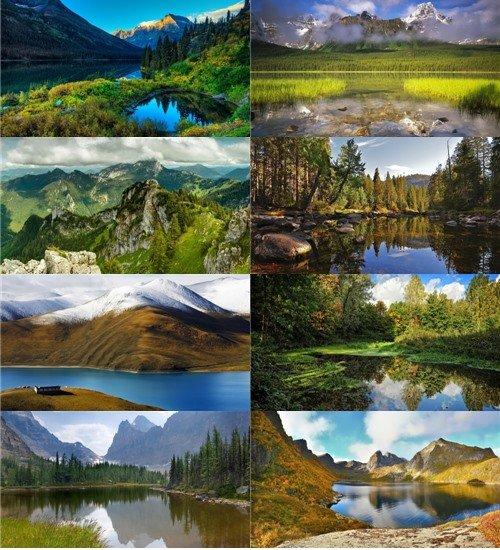 Великолепно-красивая природа в фото хорошего качества