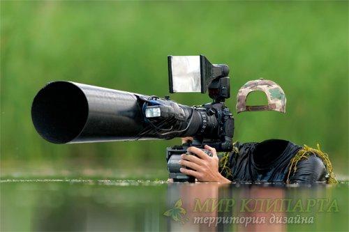 Мужской шаблон - Настоящий фотограф