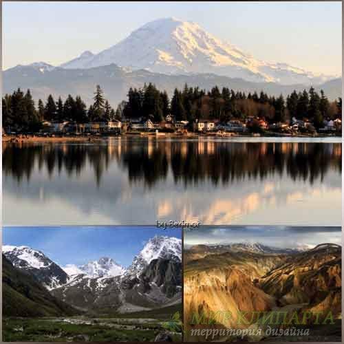 Отличные фото впечатляющих гор