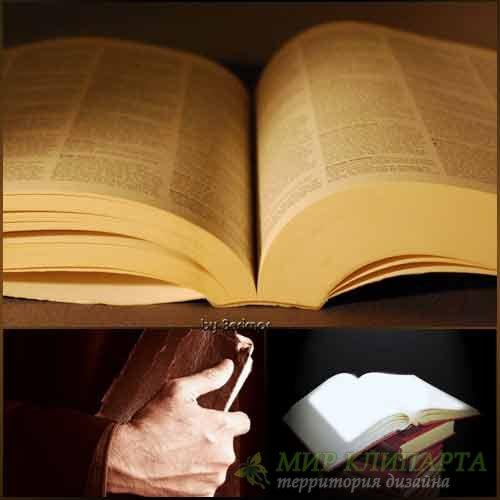 Очаровательные и мистические старые книги фото