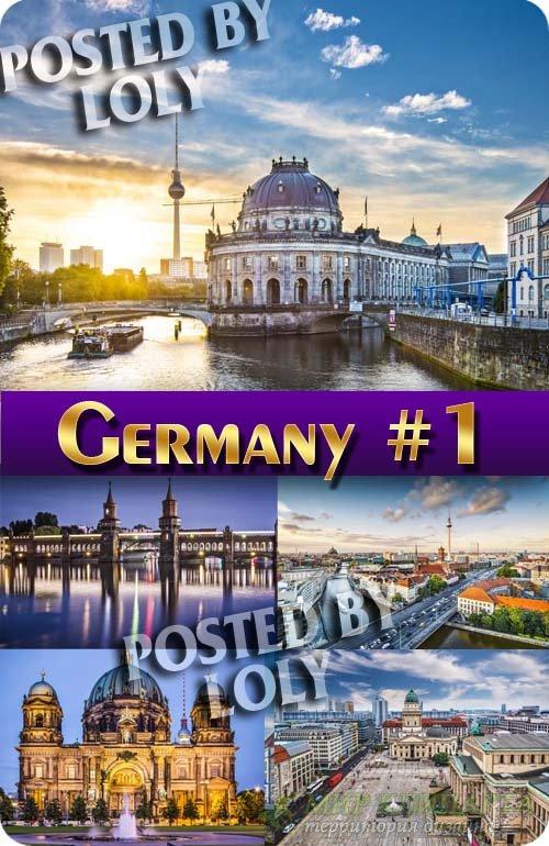 Германия # 1 - Растровый клипарт