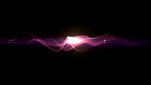 Футаж Фиолетовая Энергия HD / Dark Purple Lines and Energy HD
